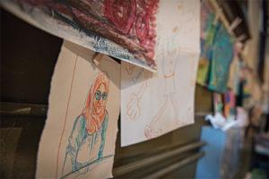 Draw Night at Riverside Arts Center