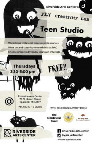 RiversideArtsCenter Teen Studio