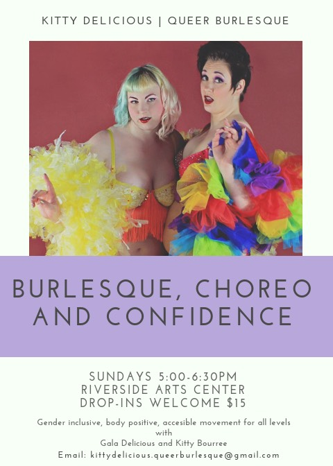 KDQB: Burlesque Performance
