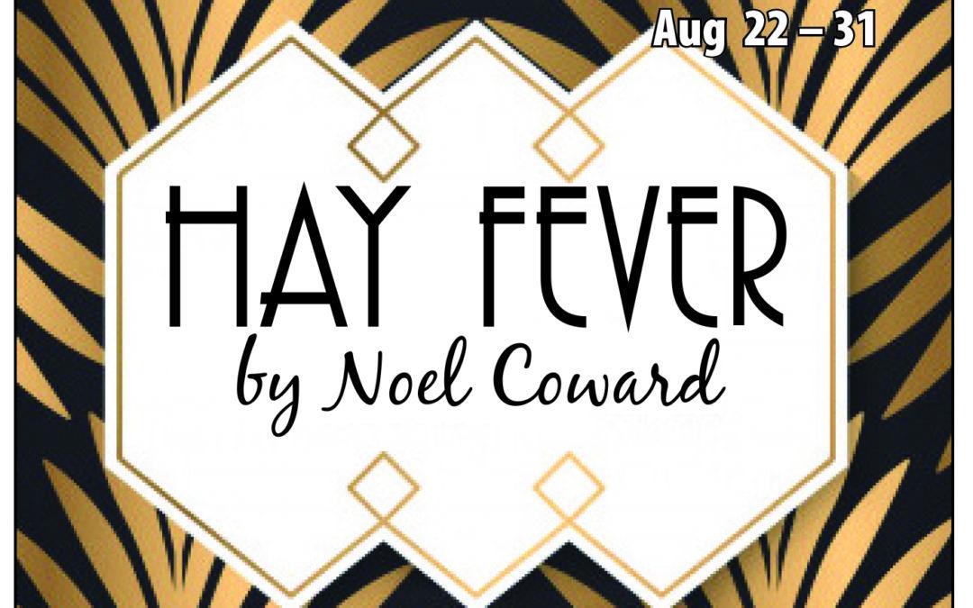 Hay Fever by Noel CowardPTD Productions