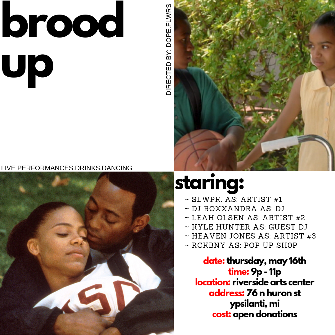 Sharing Time For October 2019 Ideas Brood.Up | Riverside Arts Center