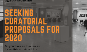 SEEKING CURATORIAL PROPOSALS FOR 2020