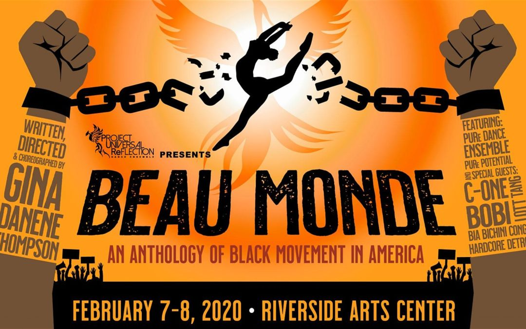 BEAU MONDE: An Anthology of Black Movement in America