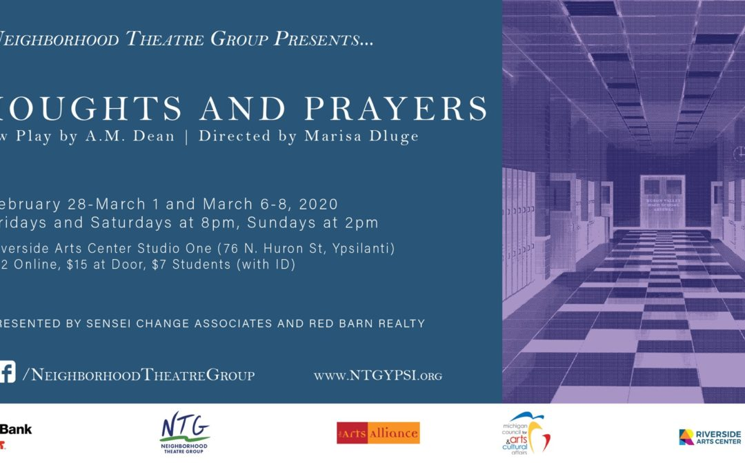 Neighborhood Theatre Group: Thoughts and Prayers