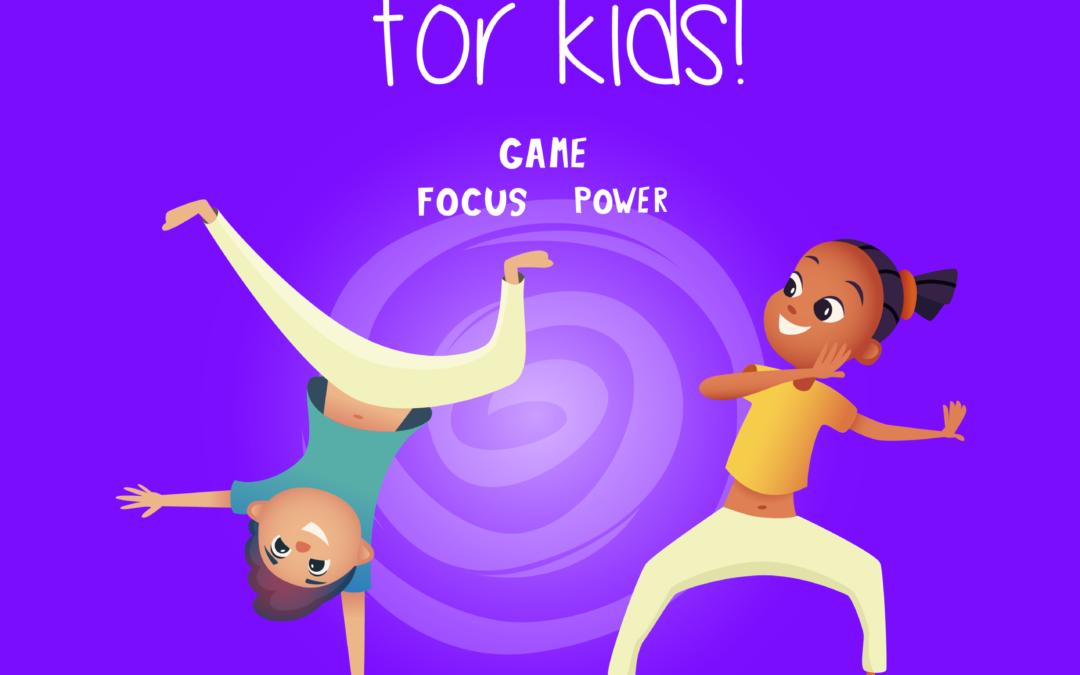 Capoeira for Kids!
